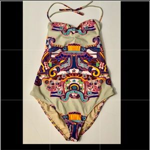 Mara Hoffman one-piece swimsuit
